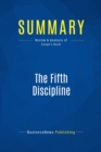 Summary: The Fifth Discipline : Review and Analysis of Senge's Book - eBook