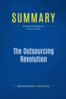 Summary: The Outsourcing Revolution : Review and Analysis of Corbett's Book - eBook