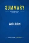 Summary: Web Rules : Review and Analysis of Murphy's Book - eBook