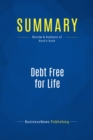 Summary: Debt Free for Life : Review and Analysis of Bach's Book - eBook
