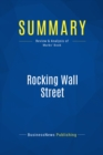 Summary: Rocking Wall Street : Review and Analysis of Marks' Book - eBook