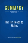 Summary: The Ten Roads to Riches : Review and Analysis of Fisher's Book - eBook
