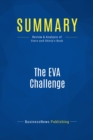 Summary: The EVA Challenge : Review and Analysis of Stern and Shiely's Book - eBook