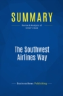 Summary: The Southwest Airlines Way : Review and Analysis of Gittell's Book - eBook