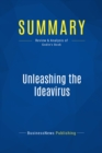Summary: Unleashing the Ideavirus : Review and Analysis of Godin's Book - eBook