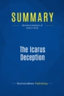 Summary: The Icarus Deception : Review and Analysis of Godin's Book - eBook