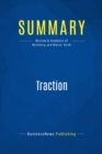 Summary: Traction : Review and Analysis of Weinberg and Mares' Book - eBook
