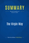 Summary: The Virgin Way : Review and Analysis of Branson's Book - eBook