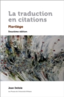 La traduction en citations : Florilege - eBook