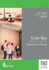 Code Bac pour l'Universite de Namur - 2015 - 2016 - eBook
