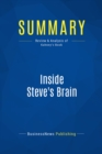 Summary: Inside Steve's Brain : Review and Analysis of Kahney's Book - eBook