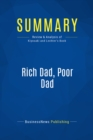 Summary: Rich Dad, Poor Dad : Review and Analysis of Kiyosaki and Lechter's Book - eBook