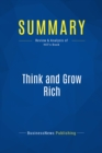 Summary: Think and Grow Rich : Review and Analysis of Hill's Book - eBook