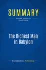 Summary: The Richest Man in Babylon : Review and Analysis of Clason's Book - eBook