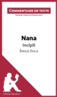 Nana de Zola - Incipit : Commentaire de texte - eBook
