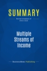 Summary: Multiple Streams of Income : Review and Analysis of Allen's Book - eBook