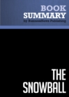 Summary: The Snowball : Review and Analysis of Schroeder's Book - eBook
