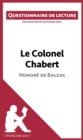 Le Colonel Chabert de Balzac - eBook