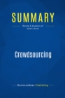 Summary: Crowdsourcing : Review and Analysis of Howe's Book - eBook