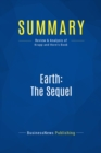 Summary: Earth: The Sequel : Review and Analysis of Krupp and Horn's Book - eBook