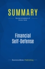 Summary: Financial Self-Defense : Review and Analysis of Givens' Book - eBook