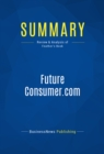 Summary: FutureConsumer.com : Review and Analysis of Feather's Book - eBook
