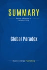 Summary: Global Paradox : Review and Analysis of Naisbitt's Book - eBook