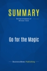Summary: Go for the Magic : Review and Analysis of Williams' Book - eBook