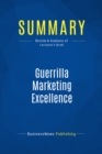 Summary: Guerrilla Marketing Excellence : Review and Analysis of Levinson's Book - eBook