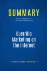 Summary: Guerrilla Marketing on the Internet : Review and Analysis of Levinson and Rubin's Book - eBook