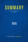 Summary: Guts : Review and Analysis of Lutz' Book - eBook
