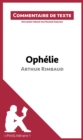 Ophelie de Rimbaud : Commentaire de texte - eBook