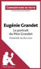 Eugenie Grandet - Le portrait du pere Grandet - Honore de Balzac (Commentaire de texte) : Document redige par Julie Mestrot - eBook