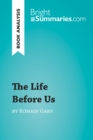 The Life Before Us by Romain Gary (Book Analysis) - eBook