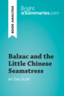 Balzac and the Little Chinese Seamstress by Dai Sijie (Book Analysis) : Detailed Summary, Analysis and Reading Guide - eBook