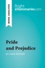 Pride and Prejudice by Jane Austen (Book Analysis) : Detailed Summary, Analysis and Reading Guide - eBook