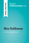 Mrs Dalloway by Virginia Woolf (Book Analysis) : Detailed Summary, Analysis and Reading Guide - eBook