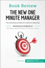 Book Review: The New One Minute Manager by Kenneth Blanchard and Spencer Johnson : The bestselling handbook to effective leadership - eBook