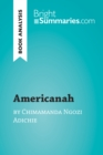 Americanah by Chimamanda Ngozi Adichie (Book Analysis) : Detailed Summary, Analysis and Reading Guide - eBook