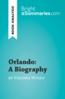 Orlando: A Biography by Virginia Woolf (Book Analysis) : Detailed Summary, Analysis and Reading Guide - eBook