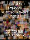 The Best American Humorous Short Stories - eBook