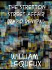 The Stretton Street Affair - eBook