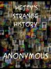 Hetty's Strange History - eBook