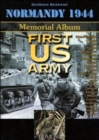 1st Us Army - Book