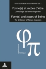 Forme(s) et modes d'etre / Form(s) and Modes of Being : L'ontologie de Roman Ingarden / The Ontology of Roman Ingarden - Book