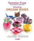 Amazing Origami Boxes - Book