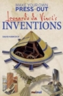 Make Your Own Press-Out:  Leonardo Da Vinci's Inventions - Book