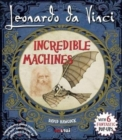 Leonardo da Vinci Incredible Machines - Book