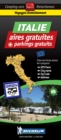 Italy Motorhome Stopovers : Trailers Park Maps - Book