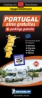 Portugal Motorhome Stopovers : Trailers Park Maps - Book